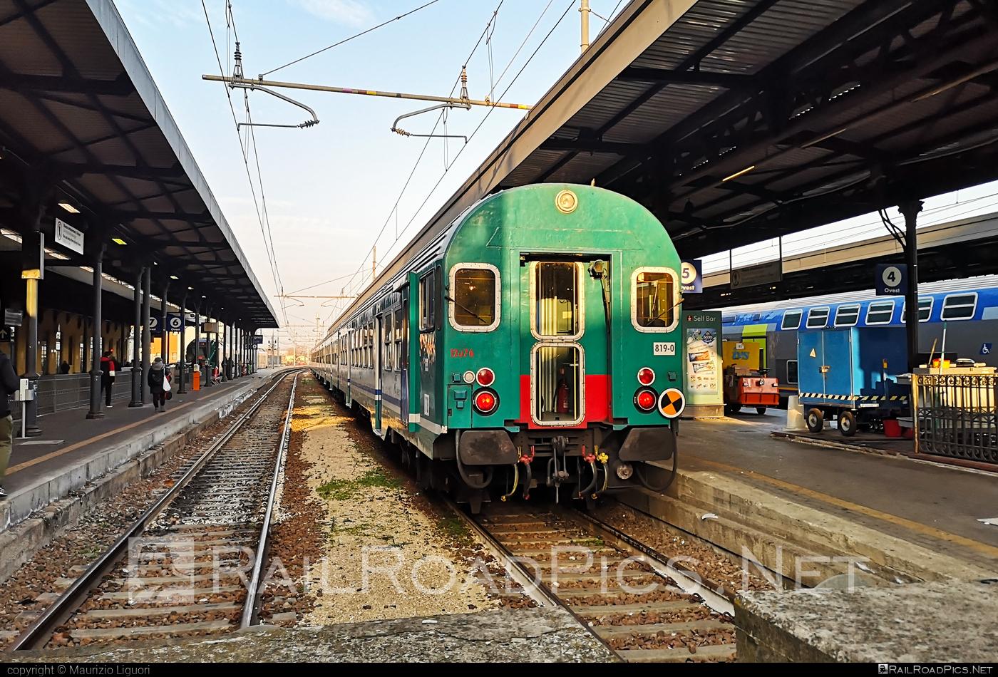 Class B - npBDH 82-86 semi-pilot - 82-86 819-0 operated by Trenitalia S.p.A. #ferroviedellostato #fs #fsitaliane #npbdh #trenitalia #trenitaliaspa #xmpr