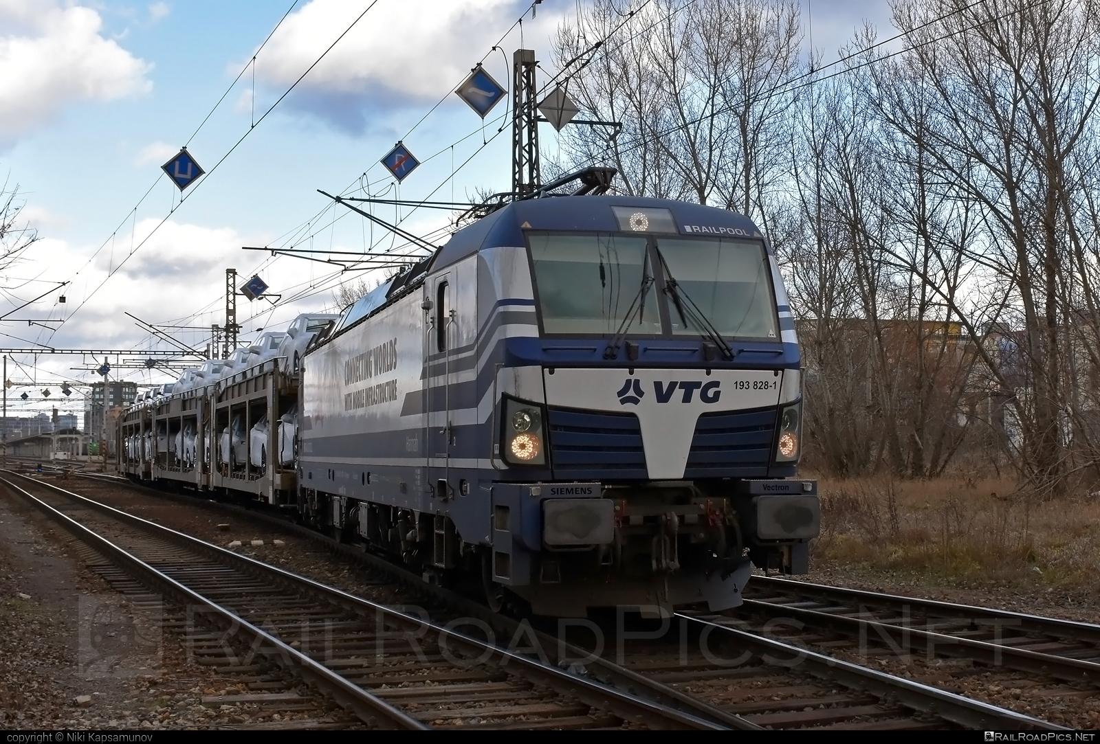 Siemens Vectron AC - 193 828-1 operated by Retrack GmbH & Co. KG #blg #carcarrierwagon #laaers #railpool #railpoolgmbh #retrack #retrackgmbh #siemens #siemensvectron #siemensvectronac #vectron #vectronac #vtg