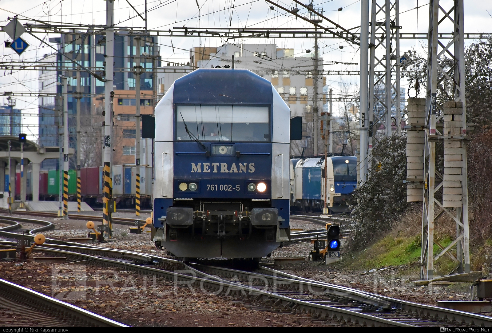 Siemens ER20 - 761 002-5 operated by METRANS (Danubia) a.s. #er20 #er20hercules #eurorunner #hercules #hhla #metrans #metransdanubia #siemens #siemenser20 #siemenser20hercules #siemenseurorunner #siemenshercules