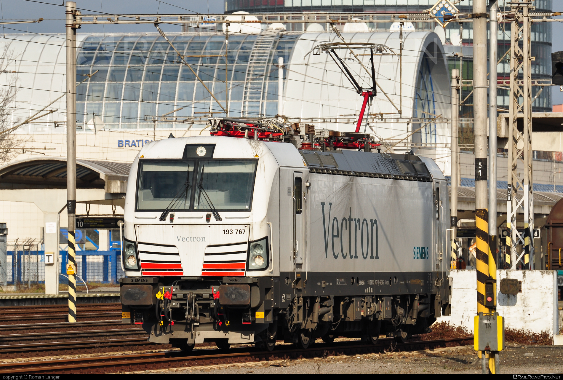 Siemens Vectron MS - 193 767 operated by ecco-rail GmbH #SiemensMobility #SiemensMobilityGmbH #eccorail #eccorailgmbh #siemens #siemensvectron #siemensvectronms #vectron #vectronms