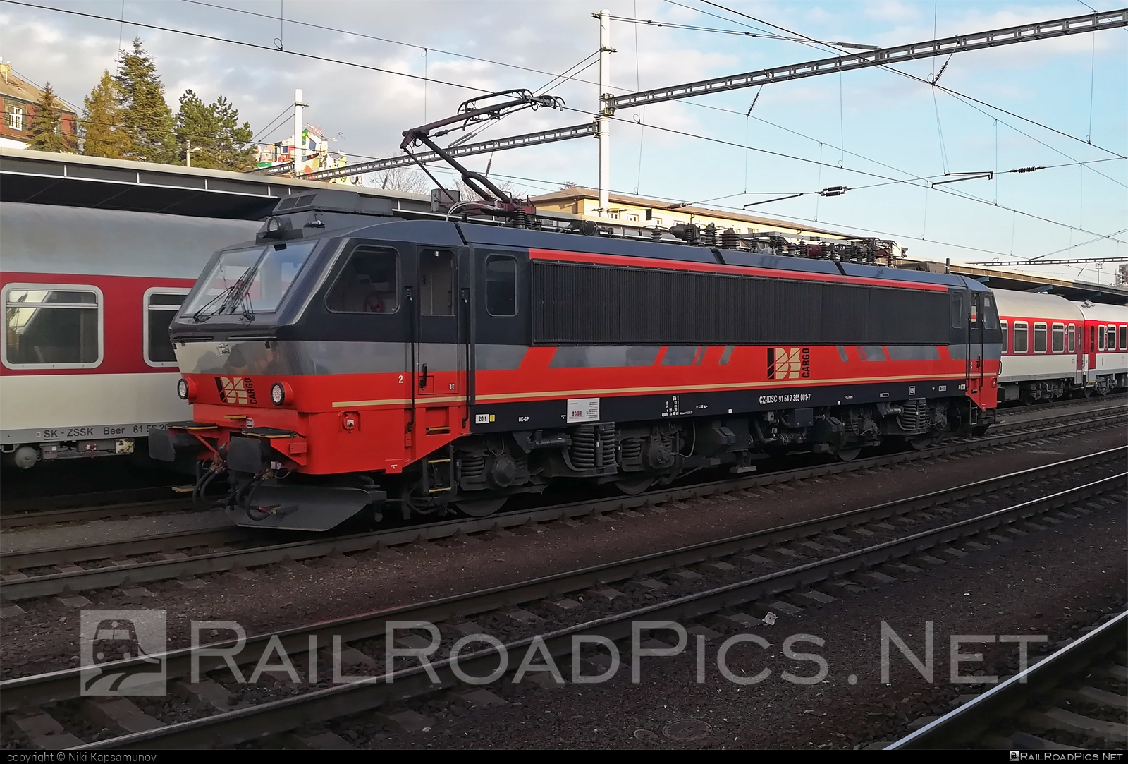 CZ LOKO EffiLiner 3000 - 365 001-7 operated by IDS CARGO a. s. #belgicanka #czloko #effiliner #effiliner3000 #idsc #idscargo #sncb12 #sncbclass12