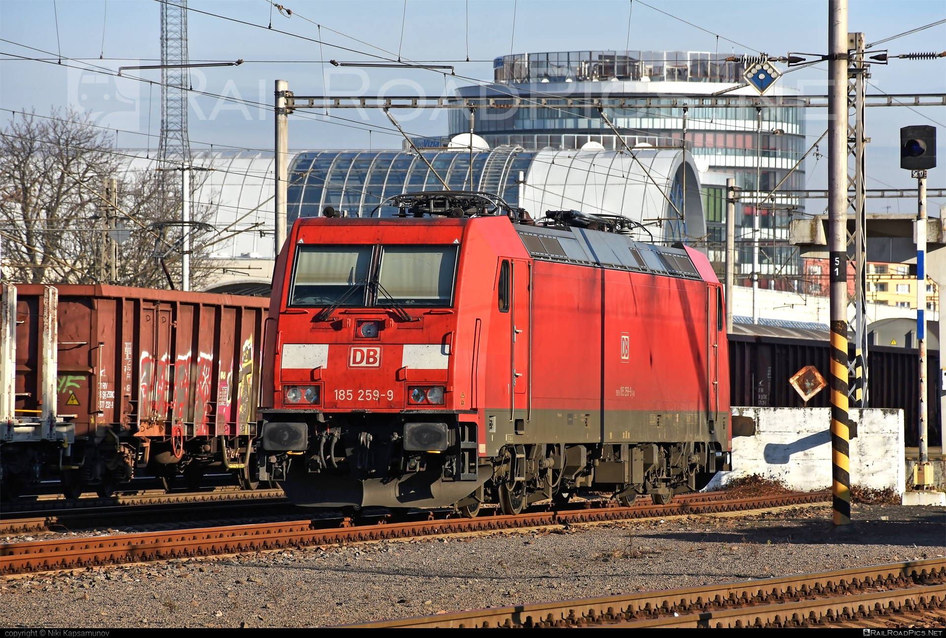 Bombardier TRAXX F140 AC2 - 185 259-9 operated by DB Cargo AG #bombardier #bombardiertraxx #db #dbcargo #dbcargoag #deutschebahn #traxx #traxxf140 #traxxf140ac #traxxf140ac2