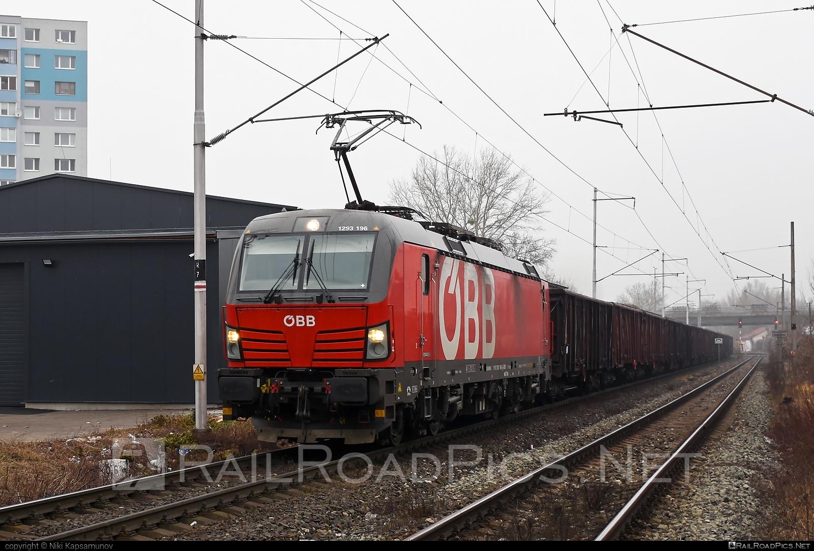 Siemens Vectron MS - 1293 196 operated by Rail Cargo Austria AG #obb #osterreichischebundesbahnen #rcw #siemens #siemensvectron #siemensvectronms #vectron #vectronms