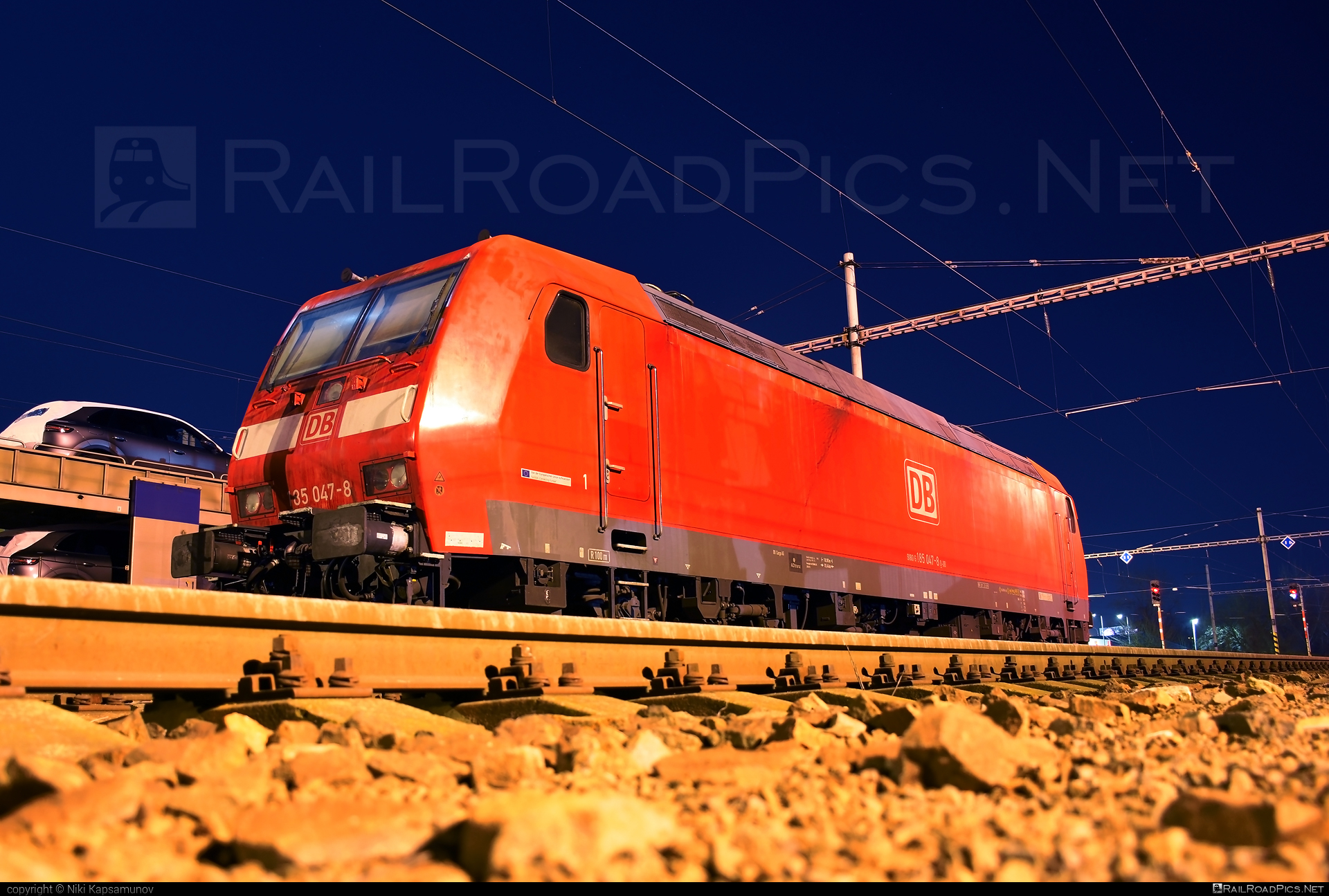 Bombardier TRAXX F140 AC1 - 185 047-8 operated by DB Cargo AG #bombardier #bombardiertraxx #db #dbcargo #dbcargoag #deutschebahn #traxx #traxxf140 #traxxf140ac #traxxf140ac1