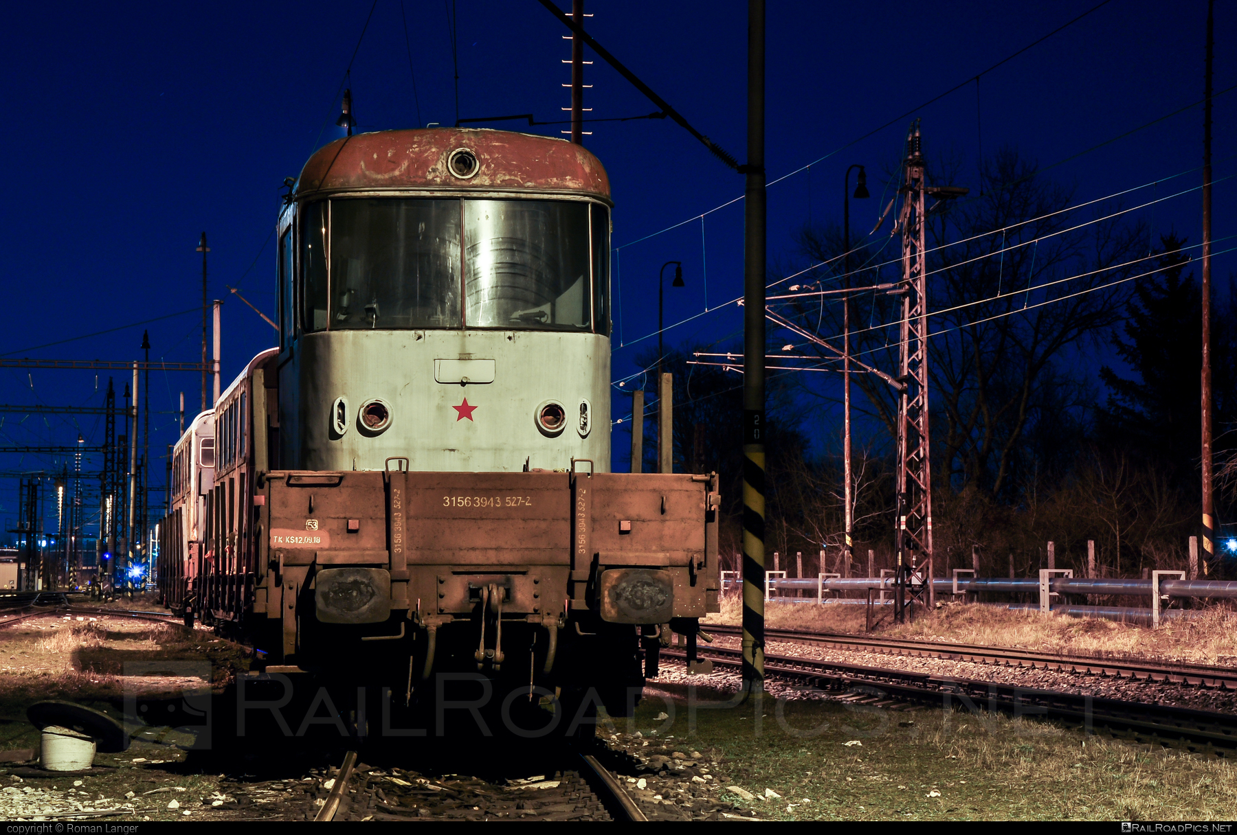 ČKD Tatra EMU 89.0 - 420 953-2 operated by Železnice Slovenskej Republiky #ckd #ckdtatra #csd420 #csdemu890 #emu890 #zelezniceslovenskejrepubliky #zsr #zssk420 #zssk42095