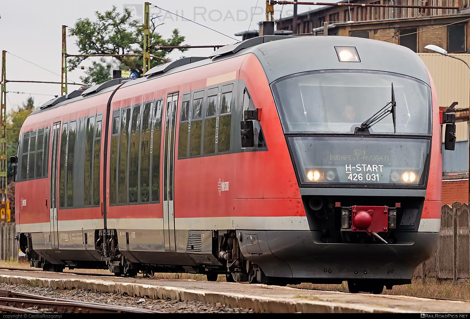 Siemens Desiro Classic - 426 031 operated by MÁV-START ZRt. #desiro #desiroclassic #mavstart #mavstartzrt #siemens #siemensdesiro #siemensdesiroclassic