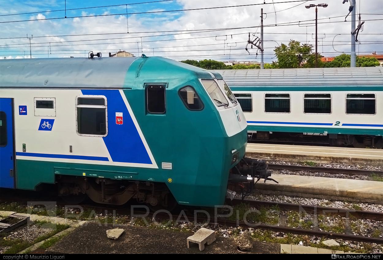 Class B - npBDH 80-87 semi-pilot - 80-87 522-1 operated by Trenitalia S.p.A. #ferroviedellostato #fs #fsitaliane #npbdh #trenitalia #trenitaliaspa
