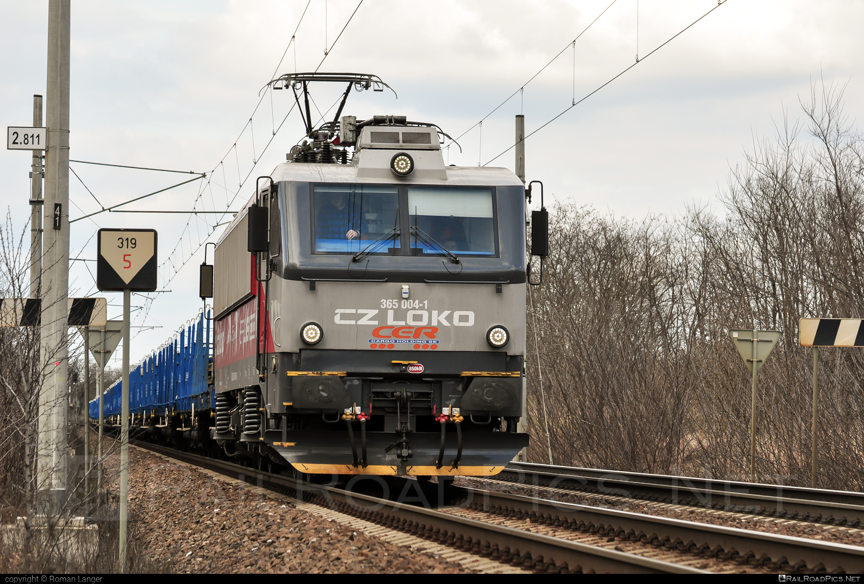 CZ LOKO EffiLiner 3000 - 365 004-1 operated by CER Slovakia a.s. #belgicanka #cer #cersk #cerslovakia #cerslovakiaas #czloko #czlokoas #effiliner #effiliner3000 #sncb12 #sncbclass12