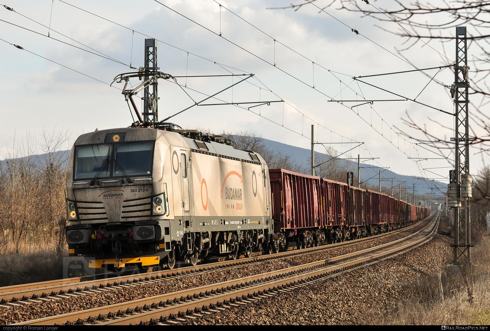 Siemens Vectron MS - 383 212-8 operated by LOKORAIL, a.s. #budamar #lokorail #lrl #siemens #siemensvectron #siemensvectronms #slovenskaplavbaapristavy #slovenskaplavbaapristavyas #spap #vectron #vectronms