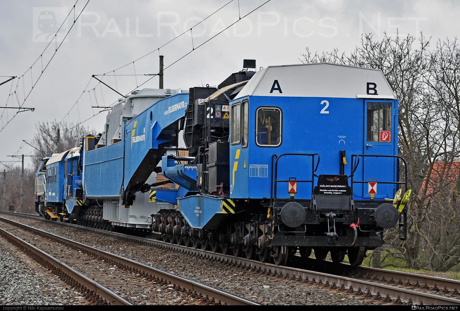 Class U - Uaai - 84 83 9964 900-5 I-FELB operated by Felbermayr Transport- und Hebetechnik GmbH & Co KG #FelbermayrTransportUndHebetechnik #felbermayr #uaai