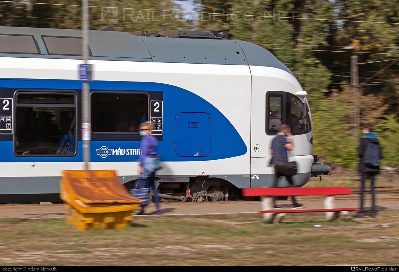 Stadler FLIRT - 415 070 operated by MÁV-START ZRt. #mavstart #mavstartzrt #stadler #stadlerflirt #stadlerrail #stadlerrailag