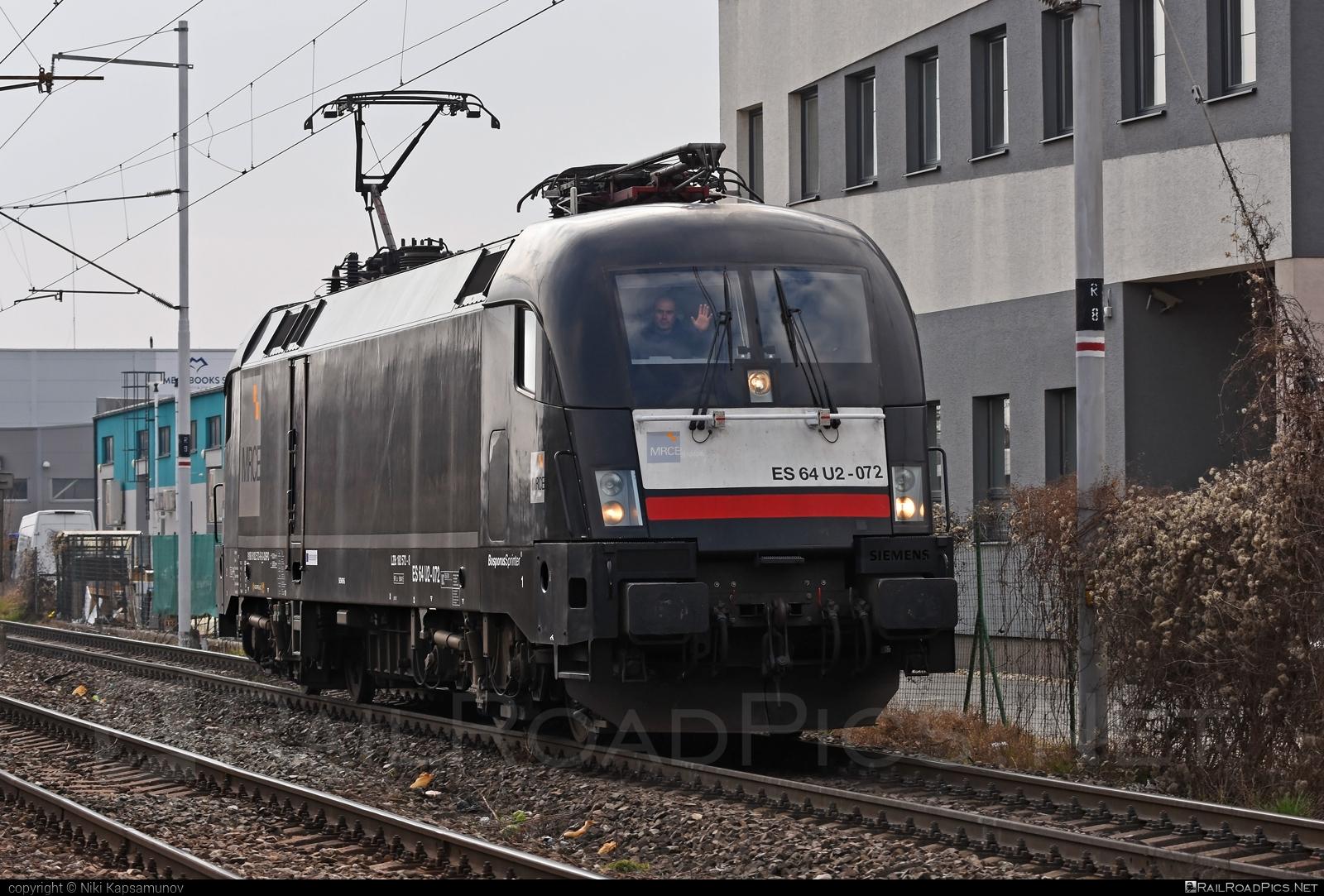 Siemens ES 64 U2 - 182 572-8 operated by ecco-rail GmbH #dispolok #eccorail #eccorailgmbh #es64 #es64u #es64u2 #eurosprinter #mitsuirailcapitaleurope #mitsuirailcapitaleuropegmbh #mrce #siemens #siemenses64 #siemenses64u #siemenses64u2 #siemenstaurus #taurus #tauruslocomotive