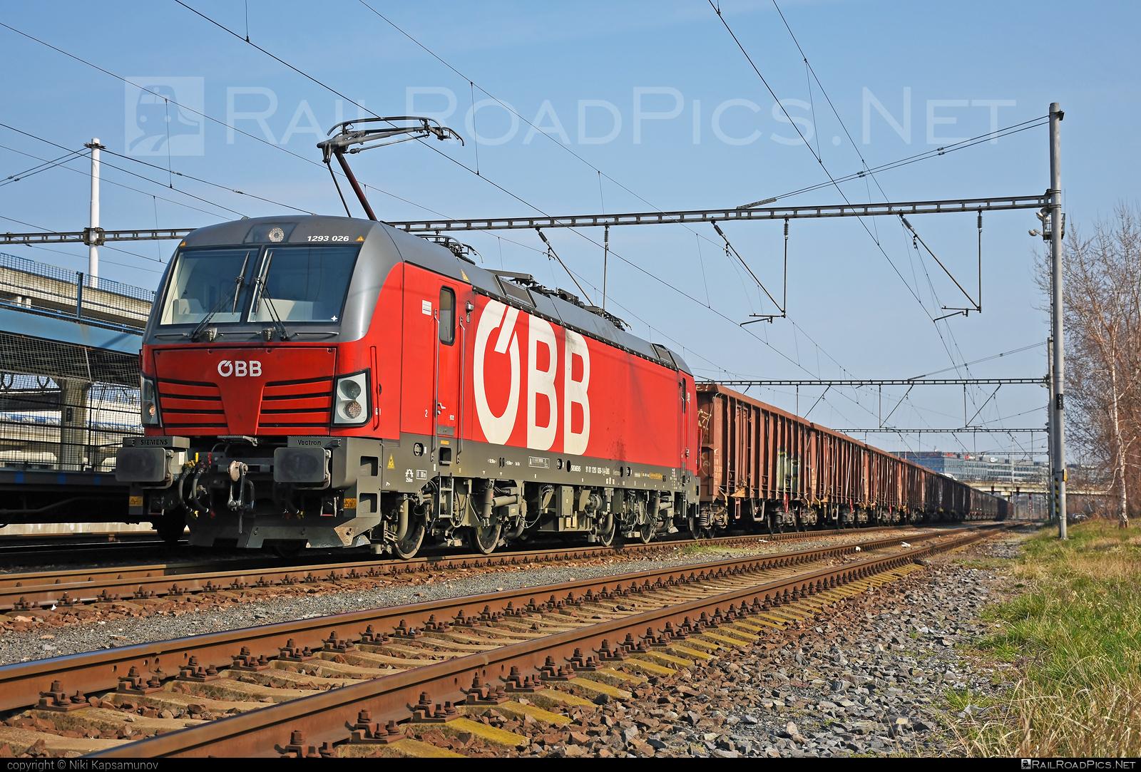 Siemens Vectron MS - 1293 026 operated by Rail Cargo Austria AG #obb #osterreichischebundesbahnen #rcw #siemens #siemensvectron #siemensvectronms #vectron #vectronms