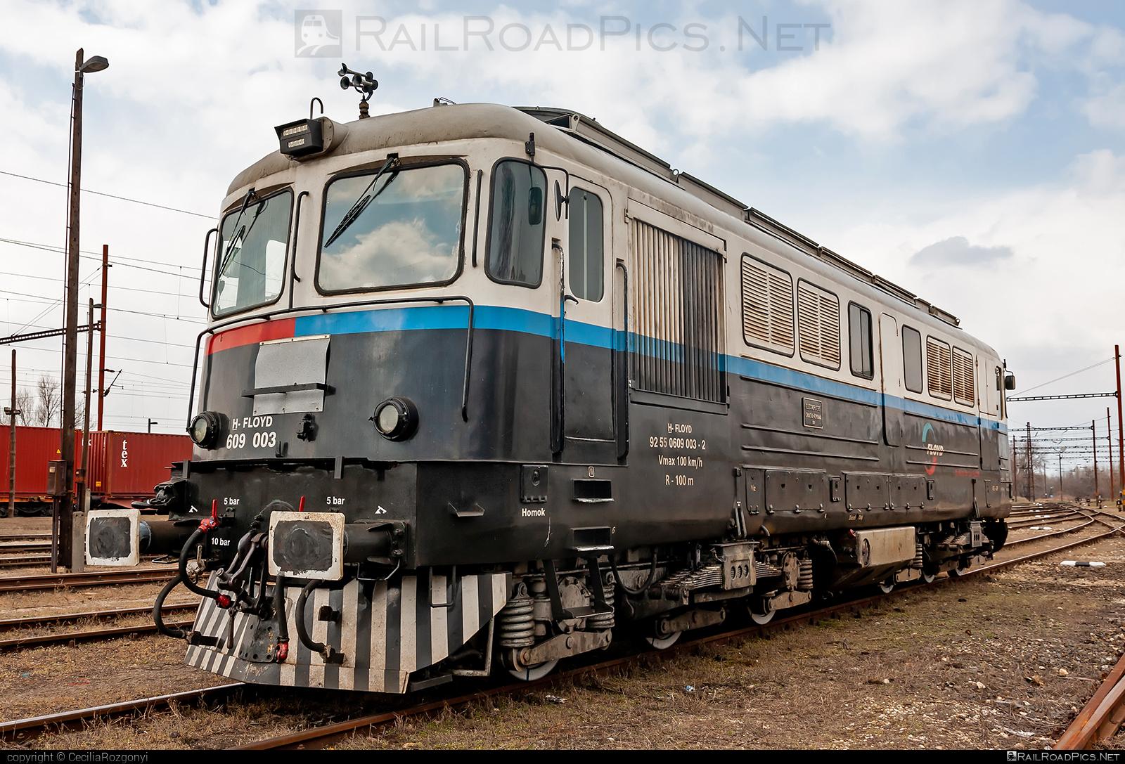 Electroputere 060-DA - 609 003 operated by FLOYD ZRt. #cfr60 #cfrclass60 #electroputere #electroputereClass60 #electroputerecraiova #floyd