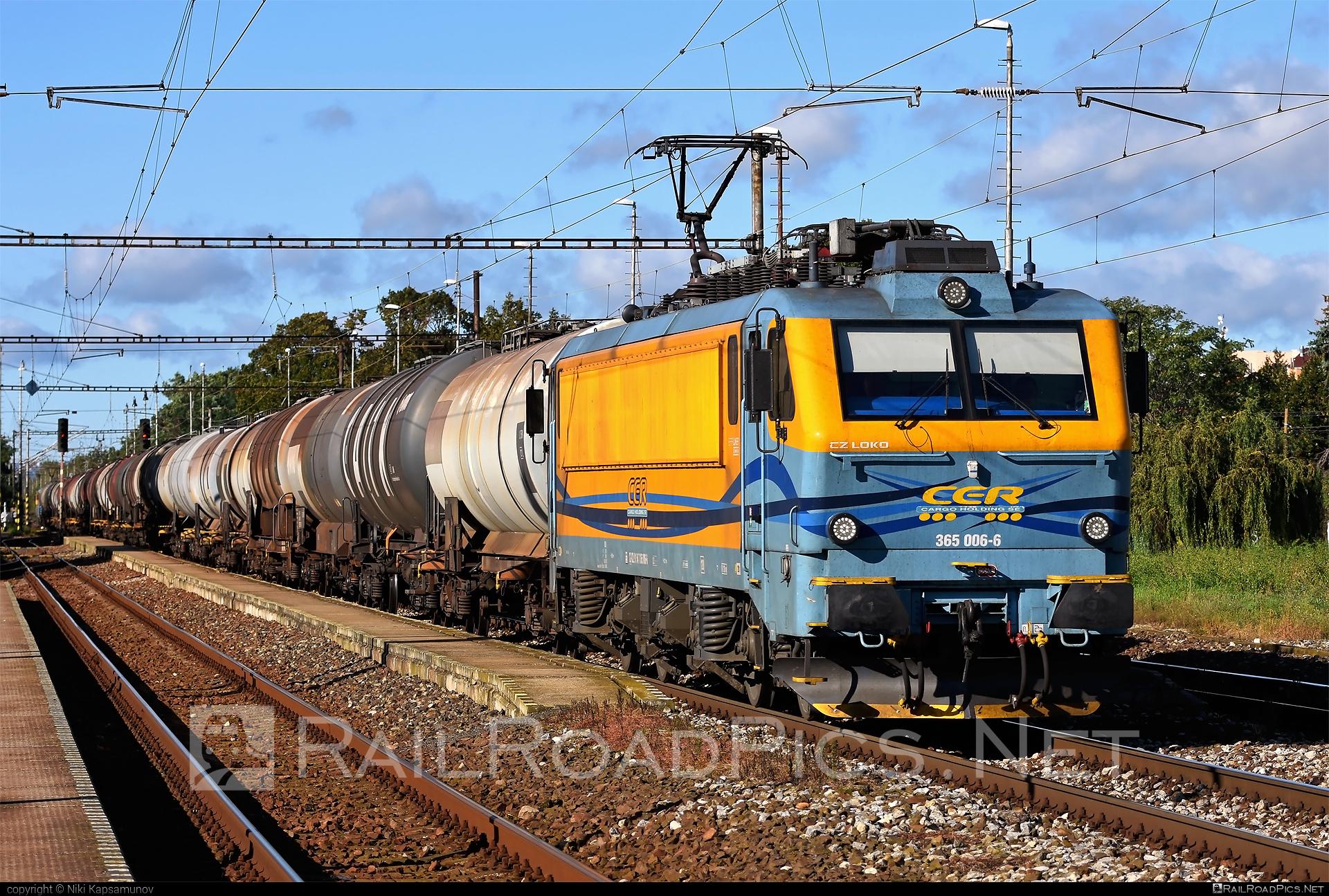 CZ LOKO EffiLiner 3000 - 365 006-6 operated by CER Slovakia a.s. #belgicanka #cer #cersk #cerslovakia #cerslovakiaas #czloko #czlokoas #effiliner #effiliner3000 #kesselwagen #sncb12 #sncbclass12 #tankwagon