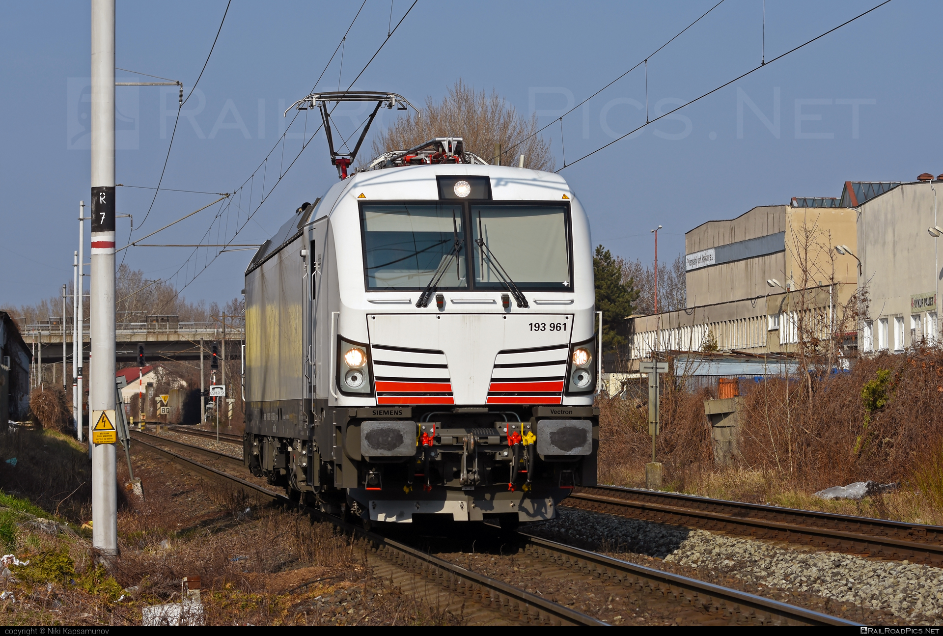 Siemens Vectron MS - 193 961 operated by Salzburger Eisenbahn Transportlogistik GmbH #SalzburgerEisenbahnTransportlogistik #SalzburgerEisenbahnTransportlogistikGmbH #SiemensMobility #SiemensMobilityGmbH #setg #siemens #siemensvectron #siemensvectronms #vectron #vectronms