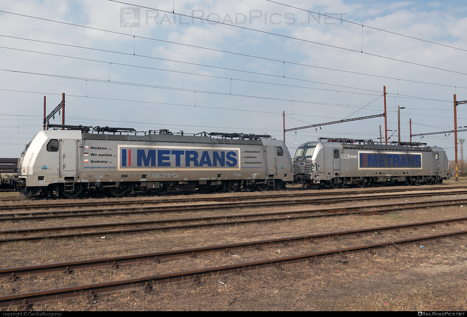 Bombardier TRAXX F140 MS - 386 024-4 operated by METRANS Rail s.r.o. #bombardier #bombardiertraxx #hhla #metrans #metransrail #traxx #traxxf140 #traxxf140ms