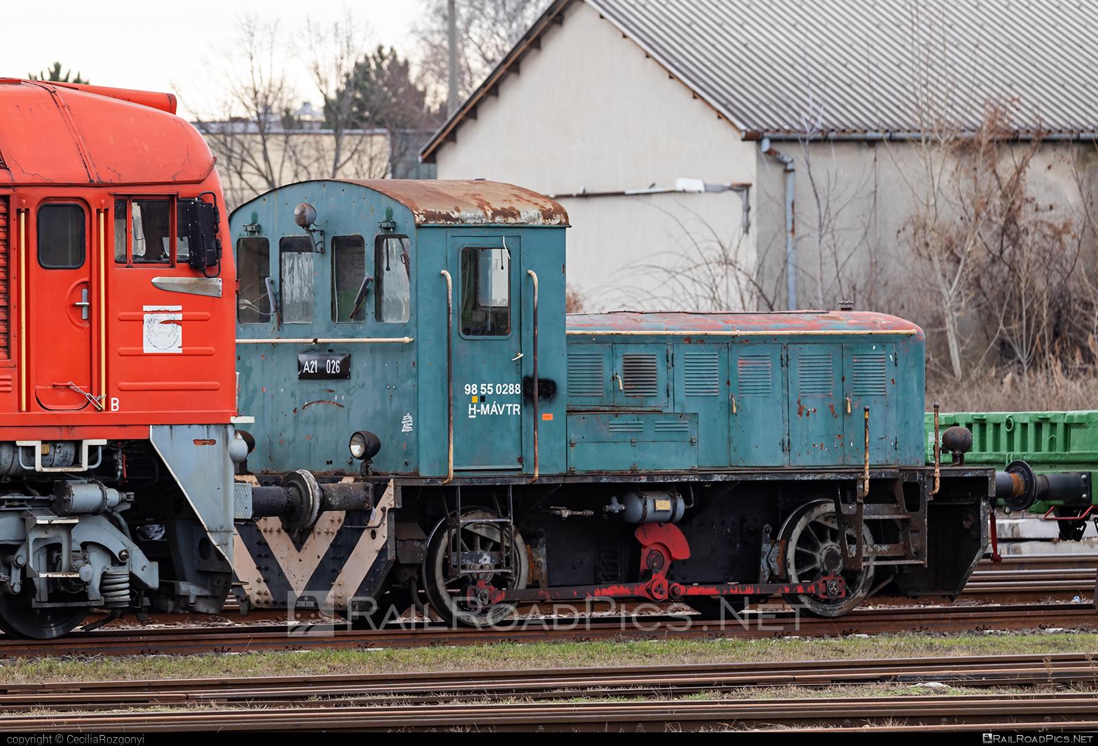 Rába M030 - A21 026 operated by MÁV-TRAKCIÓ Zrt. (MAV-TRACTION Co) #a21locomotive #m28locomotive #mav #mavM28 #mavtr #mavtrakcio #mavtrakciozrt #raba #rabaM030