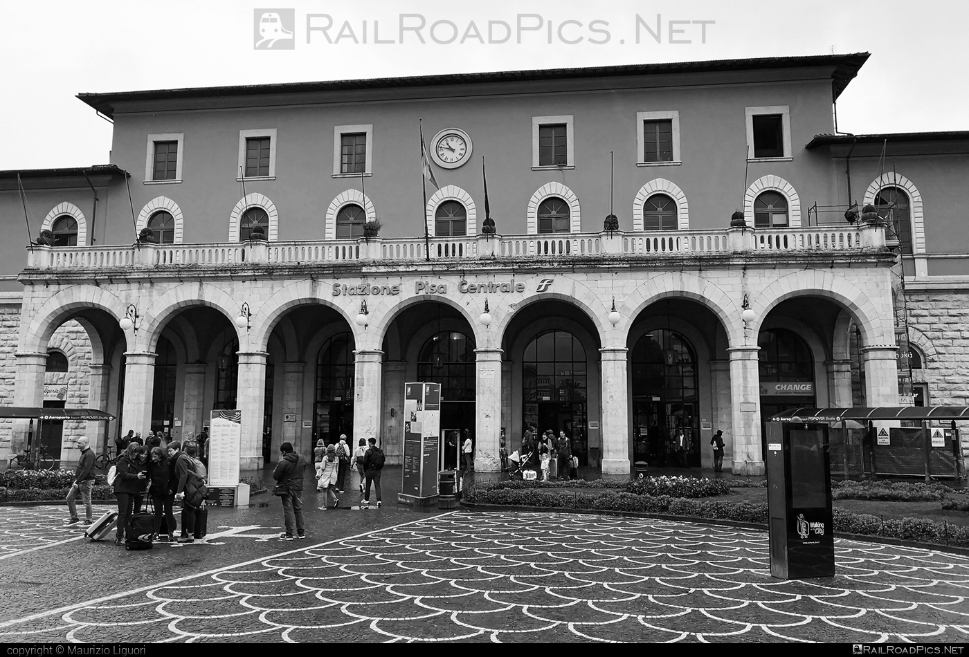 Pisa Centrale location overview #ferroviedellostato #fs #fsitaliane #pisacentrale #pisacentralestation