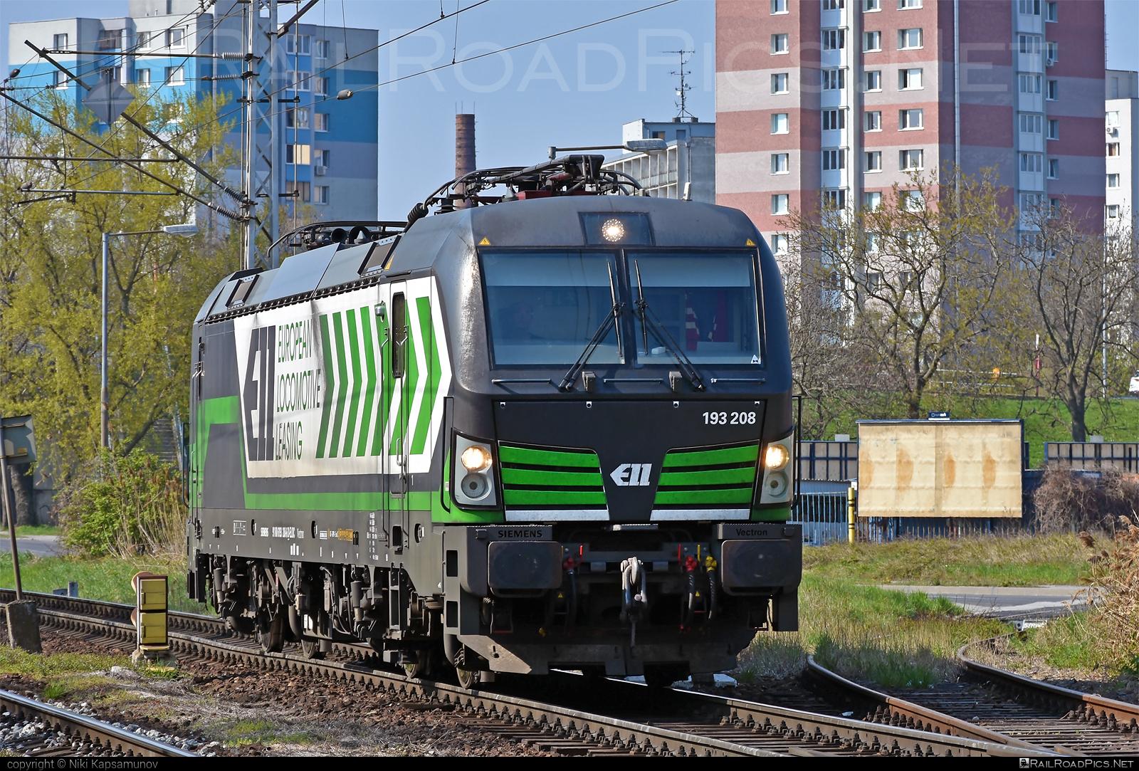 Siemens Vectron AC - 193 208 operated by FRACHTbahn Traktion GmbH #ell #ellgermany #eloc #europeanlocomotiveleasing #frachtbahn #frachtbahntraktion #frachtbahntraktiongmbh #siemens #siemensvectron #siemensvectronac #vectron #vectronac