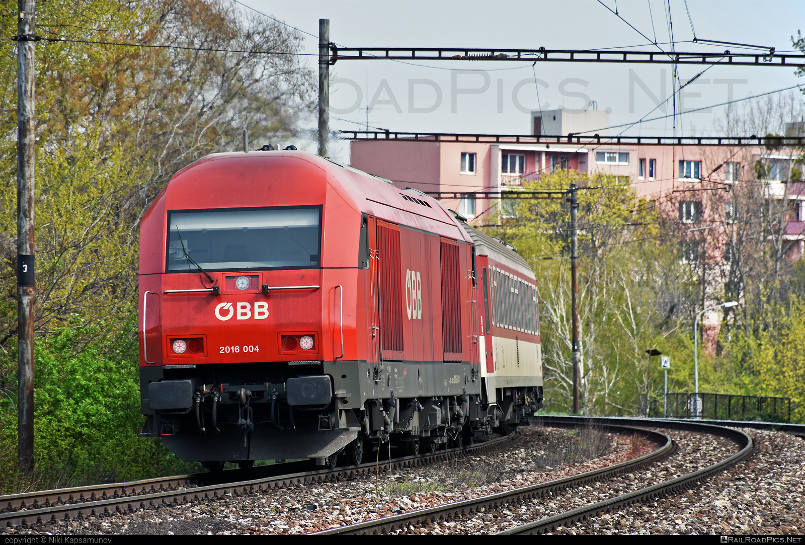 Siemens ER20 - 2016 004 operated by Österreichische Bundesbahnen #er20 #er20hercules #eurorunner #hercules #obb #osterreichischebundesbahnen #siemens #siemenser20 #siemenser20hercules #siemenseurorunner #siemenshercules