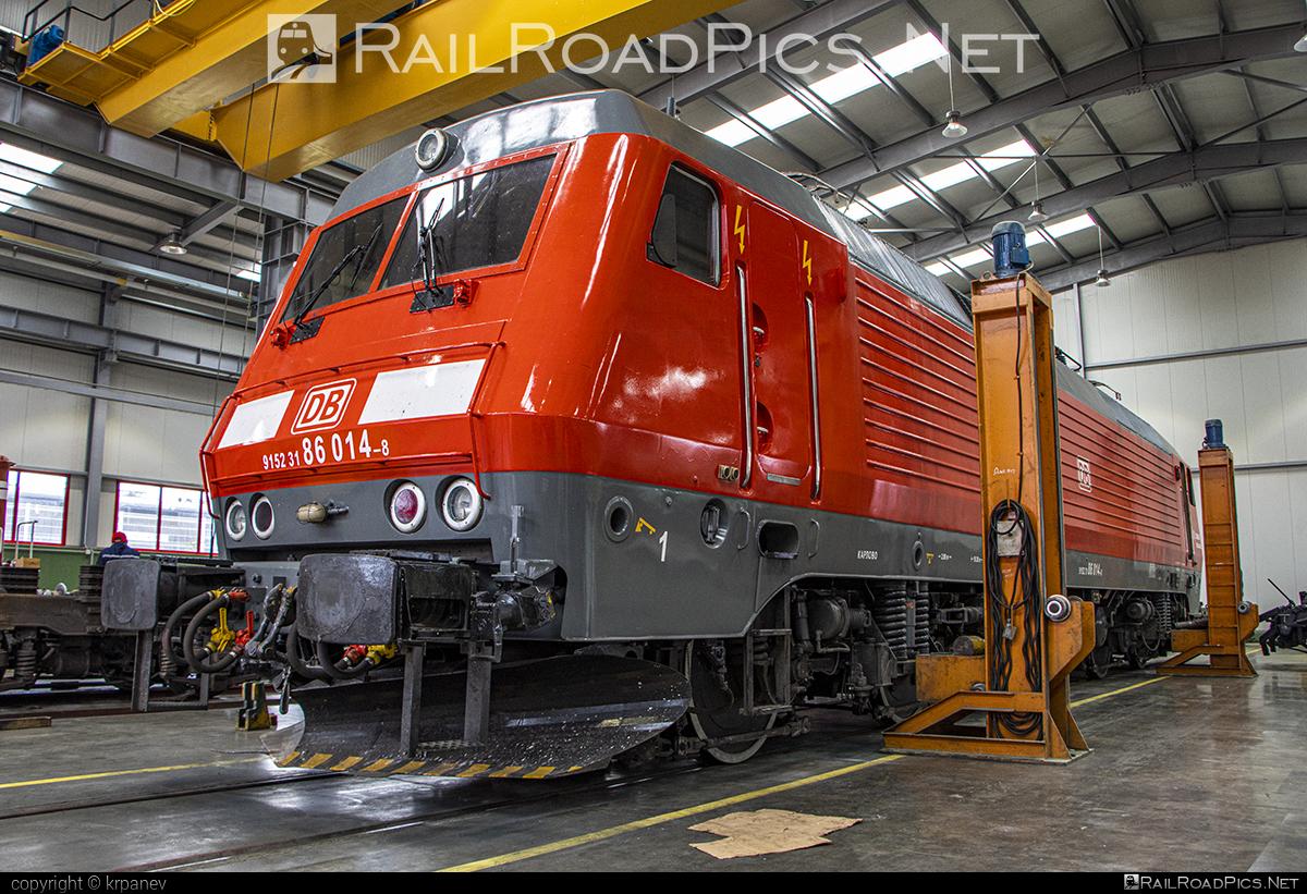 Scandia DSB Class EA - 86 014 operated by DB Schenker Rail Bulgaria #DSBclassEA #ScandiaDSBclassEA #dbsbg #dbschenker #scandia