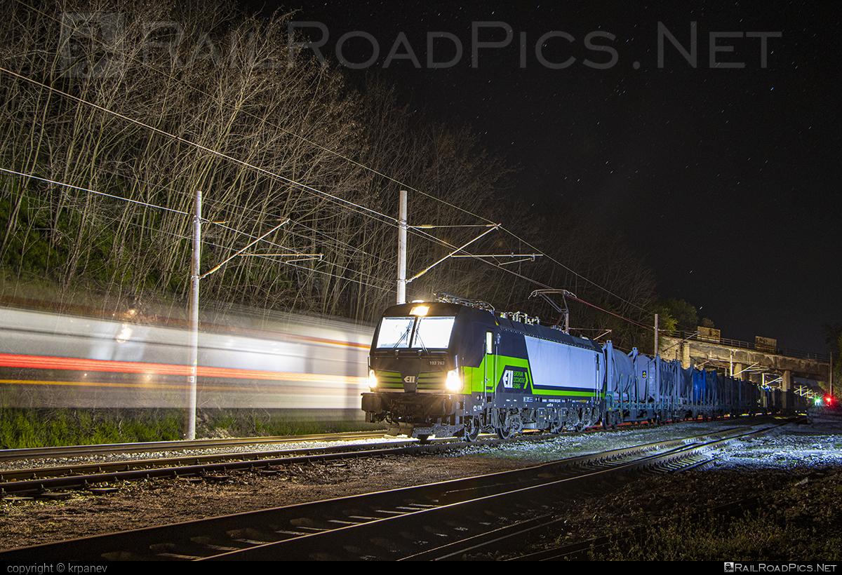 Siemens Vectron AC - 193 763 operated by Rail Cargo Carrier - Bulgaria #RailCargoCarrierBulgaria #ell #ellgermany #eloc #europeanlocomotiveleasing #rccbg #siemens #siemensvectron #siemensvectronac #vectron #vectronac