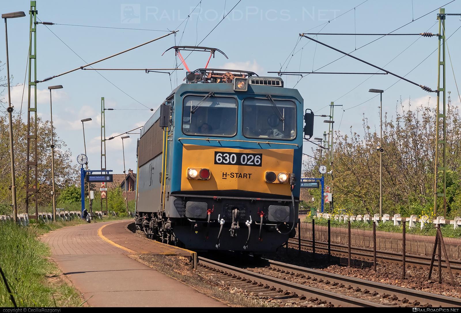 Ganz-MÁVAG VM15-3 - 630 026 operated by MÁV-START ZRt. #ganz63 #ganz630 #ganzmavag #ganzmavag63 #ganzmavag630 #ganzmavagvm153 #locomotive630 #mav #mavstart #mavstartzrt #v63locomotive