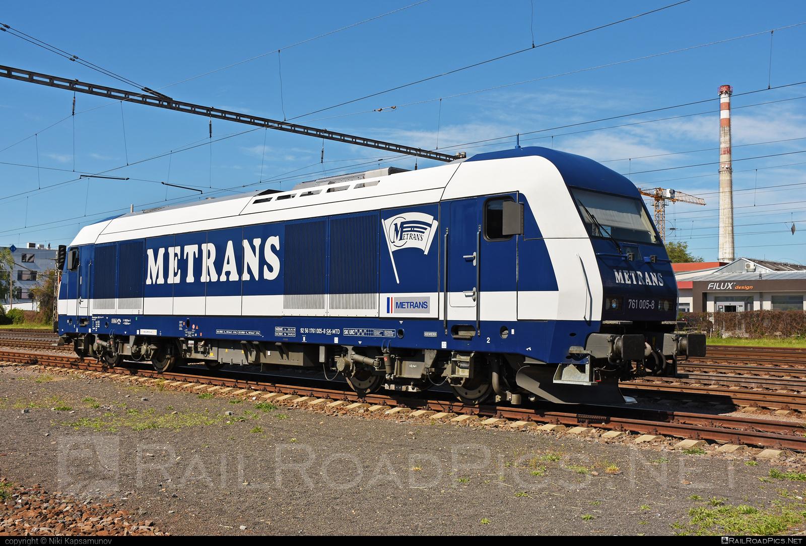 Siemens ER20 - 761 005-8 operated by METRANS (Danubia) a.s. #er20 #er20hercules #eurorunner #hercules #hhla #metrans #metransdanubia #siemens #siemenser20 #siemenser20hercules #siemenseurorunner #siemenshercules