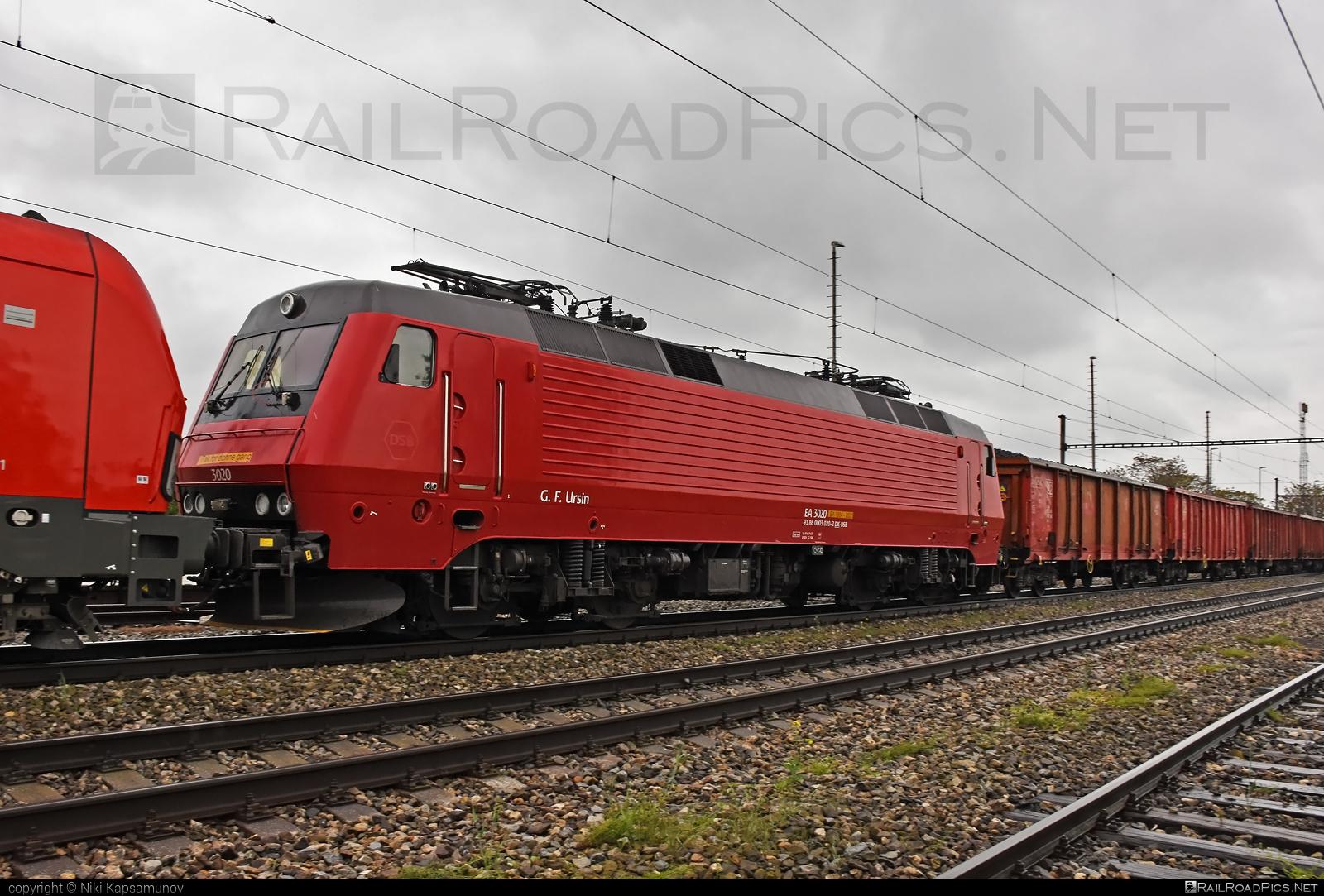 Scandia DSB Class EA - 003 020-2 operated by Danske Statsbaner #DSBclassEA #ScandiaDSBclassEA #dsb #scandia