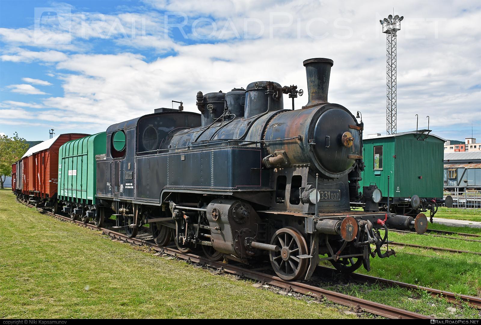 MÁVAG Class 375 - 331.037 operated by Železnice Slovenskej Republiky #mavag #mavag375 #mavagclass375 #zelezniceslovenskejrepubliky #zsr
