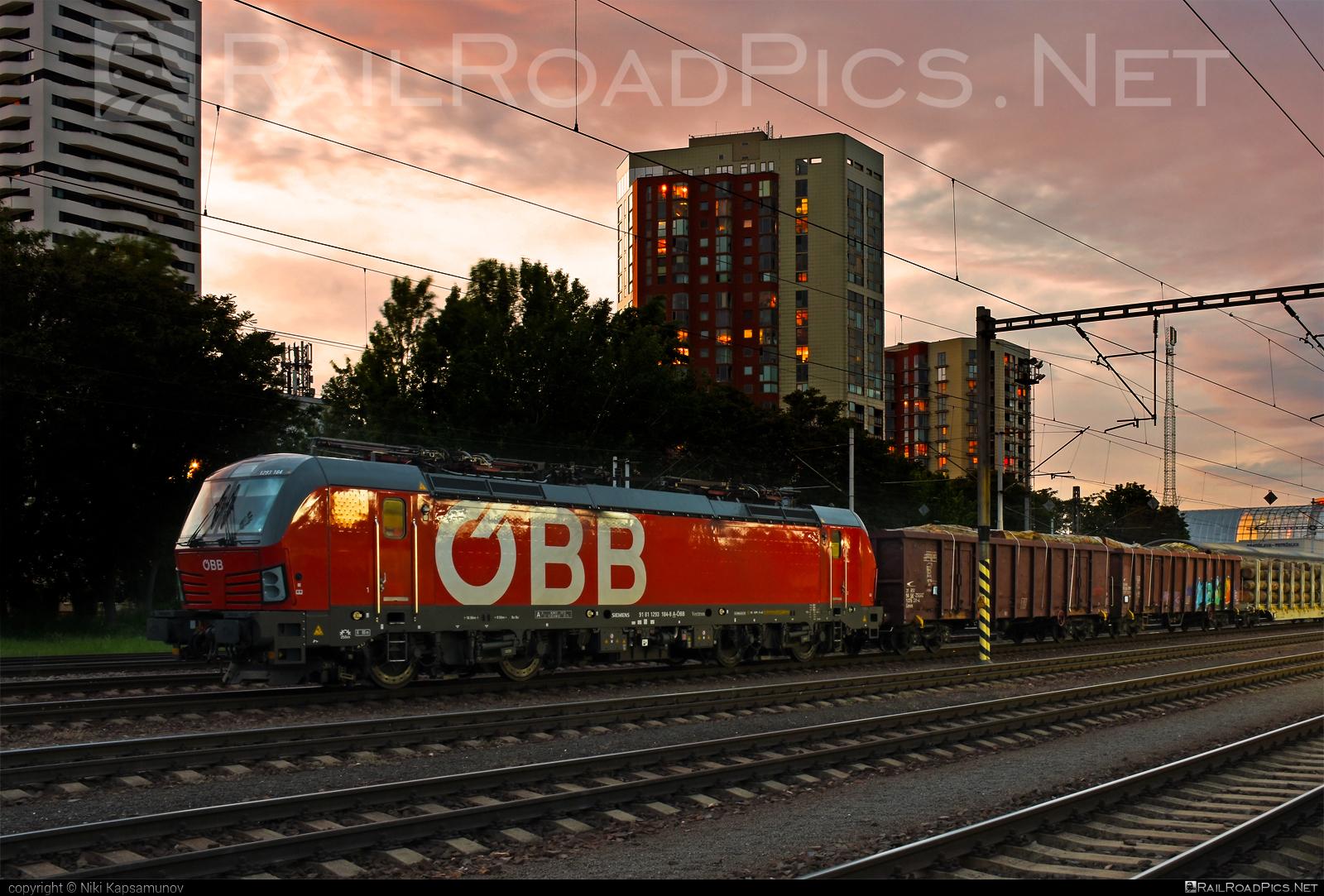 Siemens Vectron MS - 1293 184 operated by Rail Cargo Austria AG #obb #osterreichischebundesbahnen #rcw #siemens #siemensvectron #siemensvectronms #vectron #vectronms