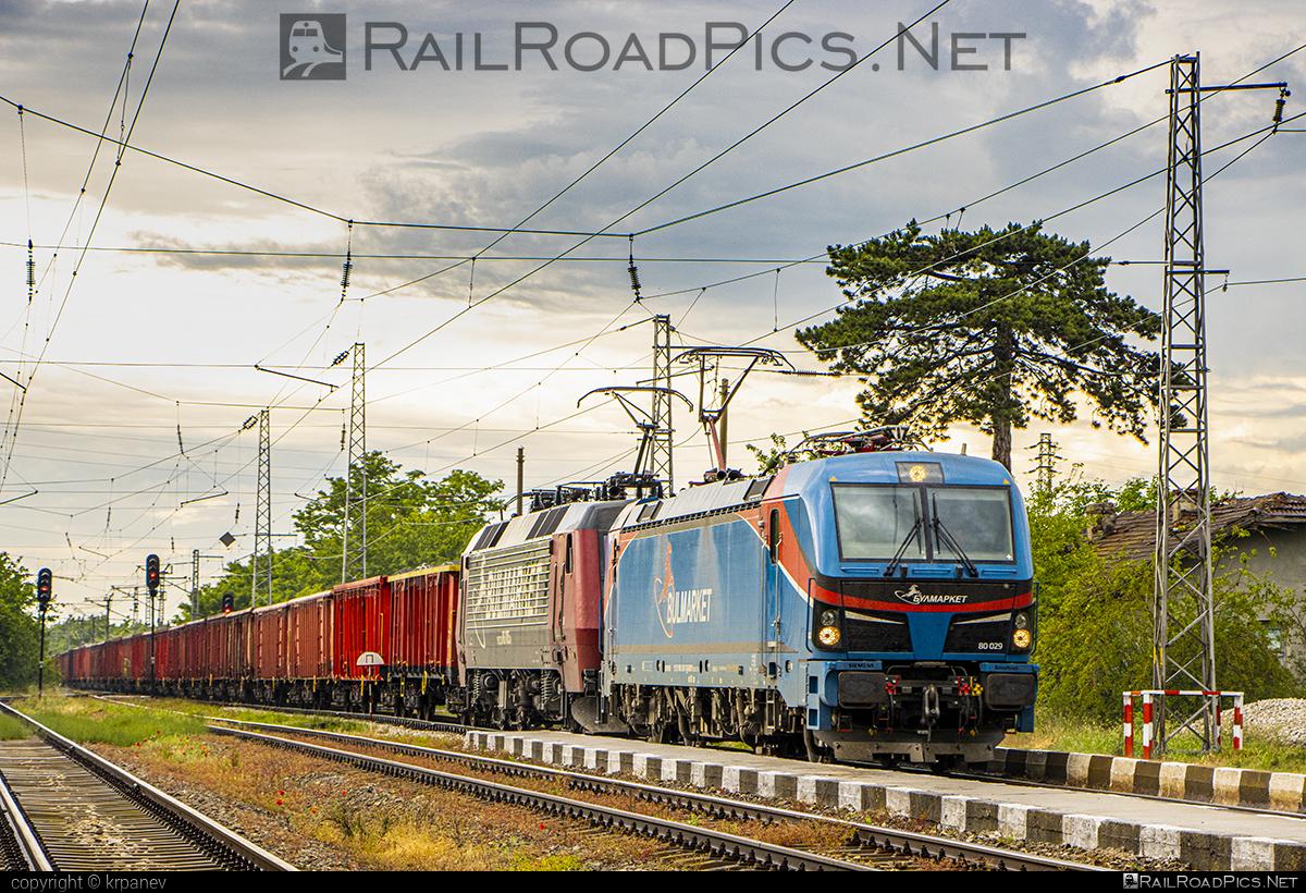"Siemens Smartron - 80 029 operated by Bulmarket Rail Cargo EOOD (""Булмаркет Рейл Карго"" ЕООД) #BulmarketRailCargo #BulmarketRailCargoEOOD #SiemensSmartron #bulmarket #siemens #smartron #БулмаркетРейлКарго #БулмаркетРейлКаргоЕООД"