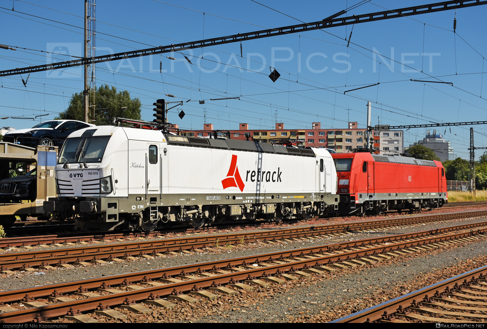 Siemens Vectron AC - 193 815 operated by Retrack GmbH & Co. KG #railpool #railpoolgmbh #retrack #retrackgmbh #siemens #siemensvectron #siemensvectronac #vectron #vectronac #vtg