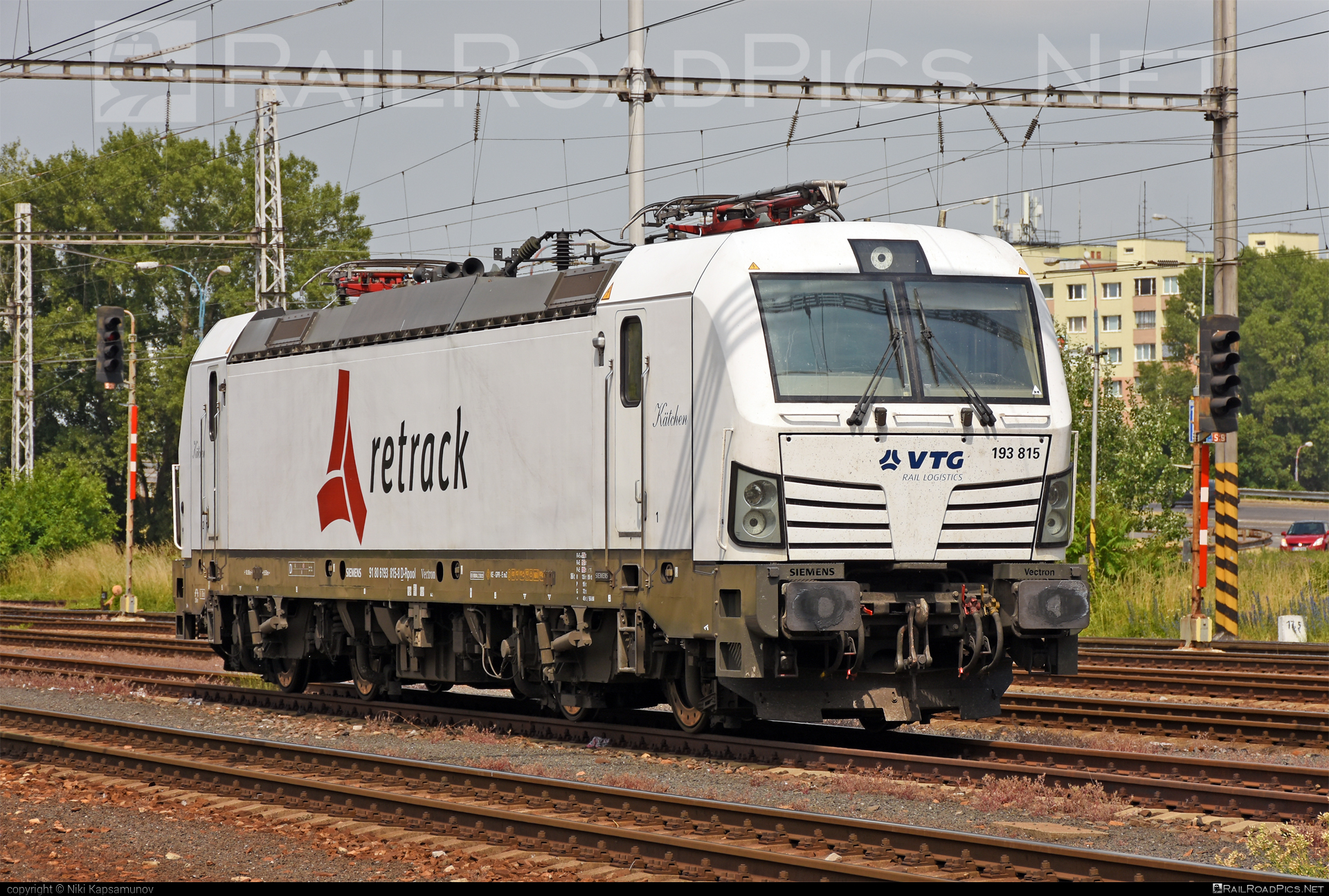 Siemens Vectron AC - 193 815 operated by Retrack GmbH & Co. KG #railpool #railpoolgmbh #retrack #retrackgmbh #siemens #siemensvectron #siemensvectronac #vectron #vectronac