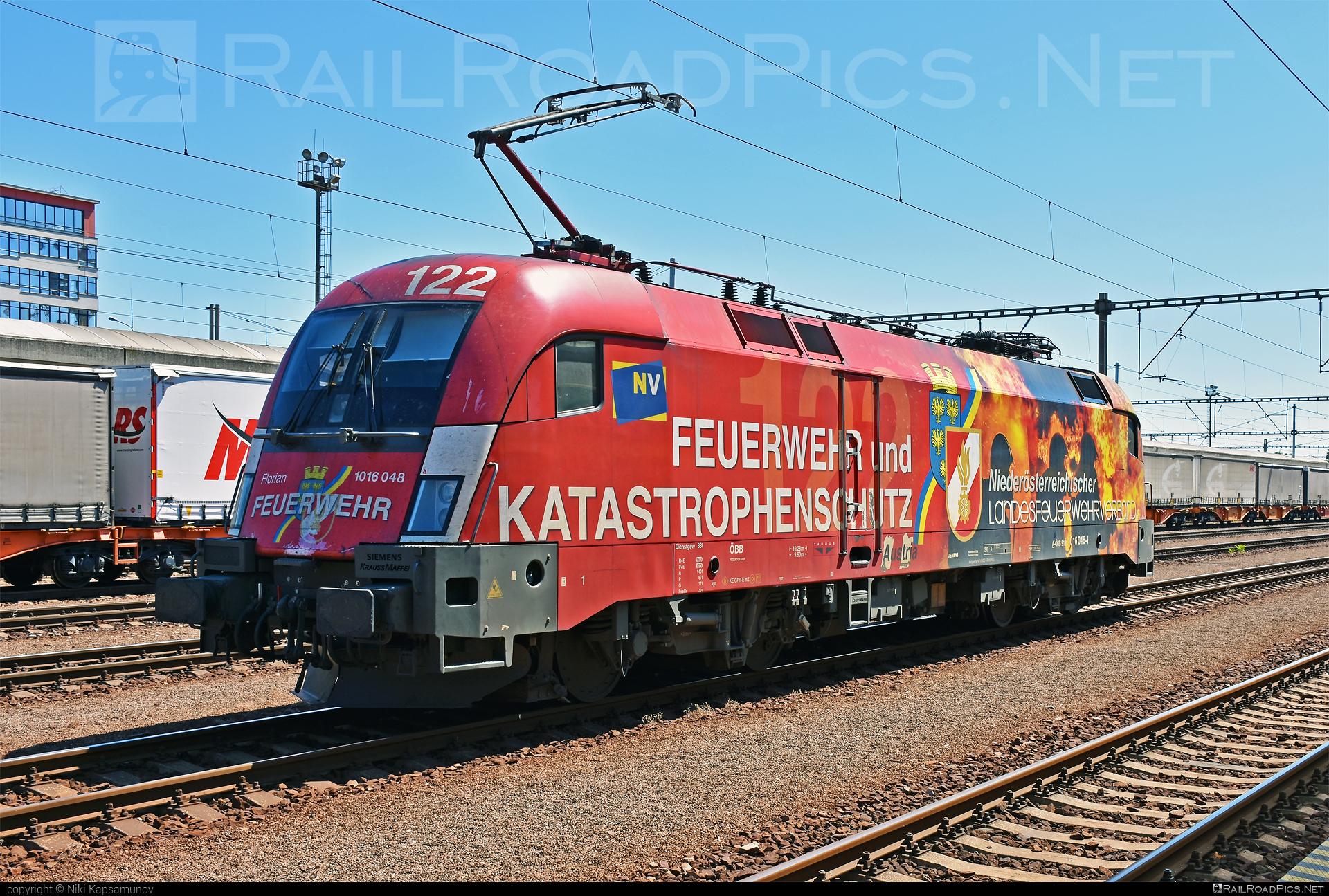 Siemens ES 64 U2 - 1016 048 operated by Rail Cargo Austria AG #es64 #es64u #es64u2 #eurosprinter #obb #osterreichischebundesbahnen #rcw #siemens #siemenses64 #siemenses64u #siemenses64u2 #siemenstaurus #taurus #tauruslocomotive
