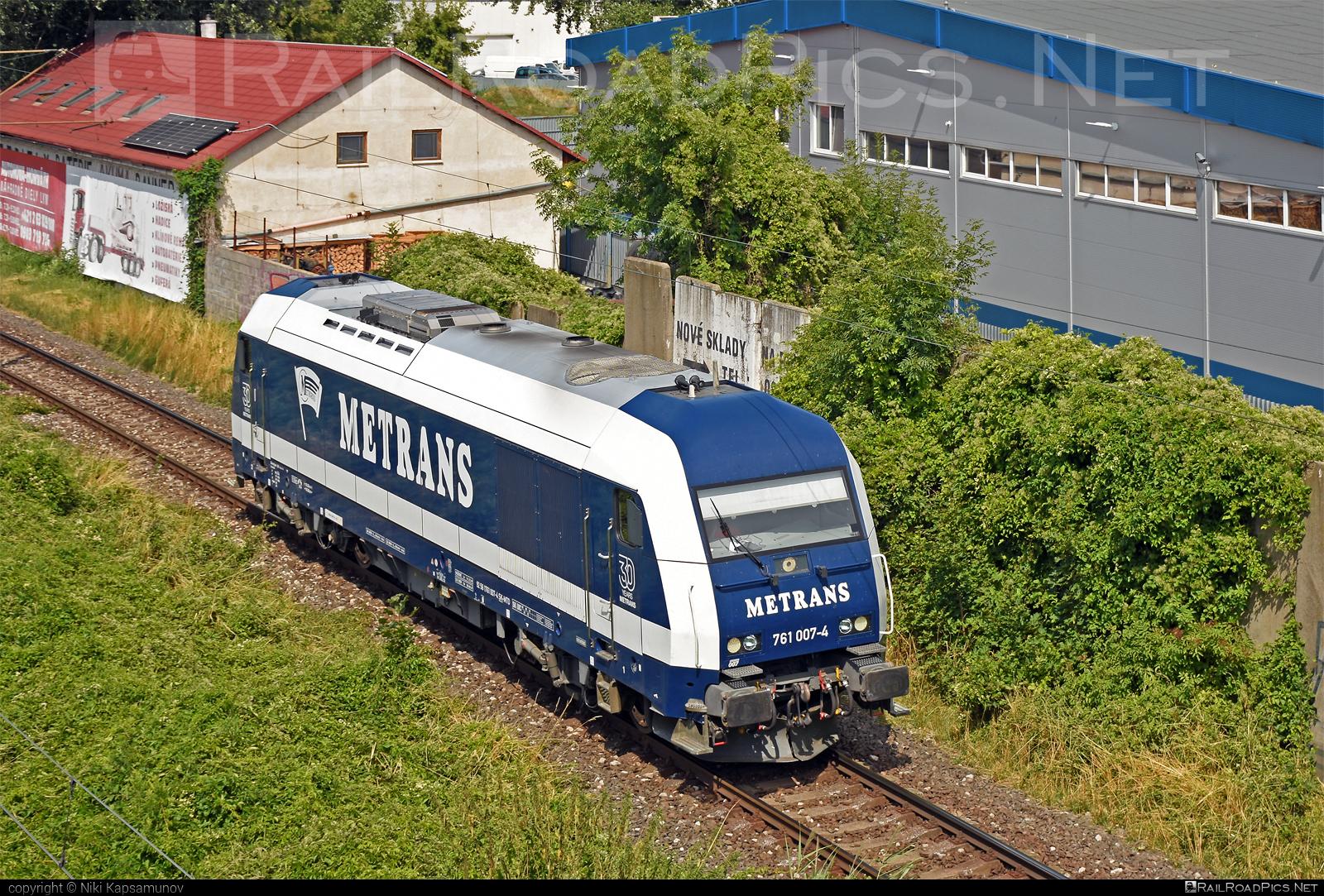 Siemens ER20 - 761 007-4 operated by METRANS (Danubia) a.s. #er20 #er20hercules #eurorunner #hercules #hhla #metrans #metransdanubia #siemens #siemenser20 #siemenser20hercules #siemenseurorunner #siemenshercules