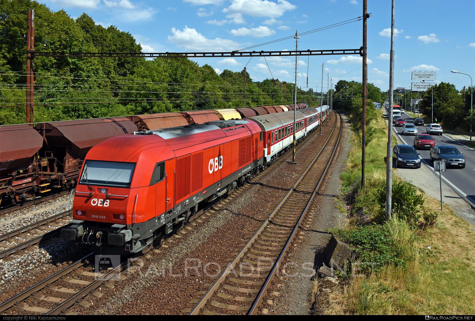 Siemens ER20 - 2016 023 operated by Österreichische Bundesbahnen #er20 #er20hercules #eurorunner #hercules #obb #osterreichischebundesbahnen #siemens #siemenser20 #siemenser20hercules #siemenseurorunner #siemenshercules