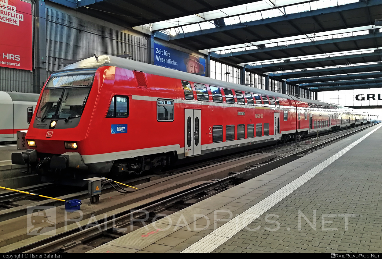 Class DAB - DABpbzfa 762 - 80-35 362-8 operated by DB Regio AG #DBregio #DBregioAG #bahnlandbayern #db #deutschebahn