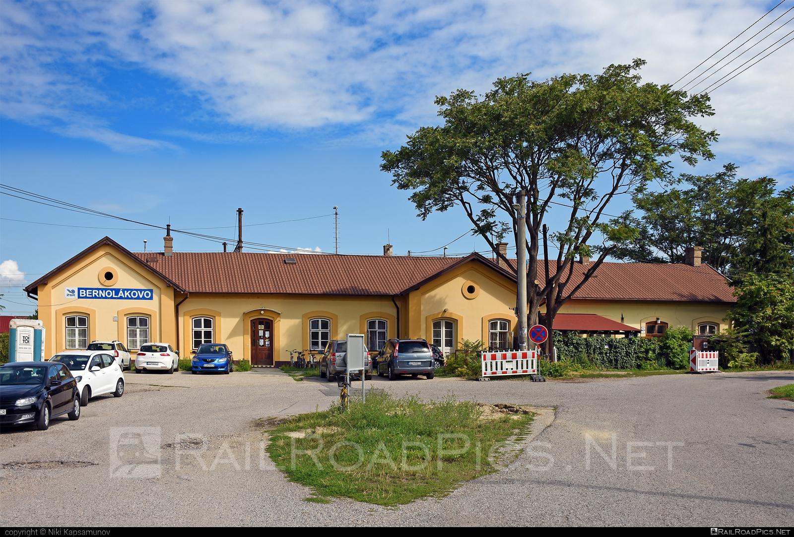 Bernolákovo location overview #bernolakovo #railwaystation #stanica #station #zsr
