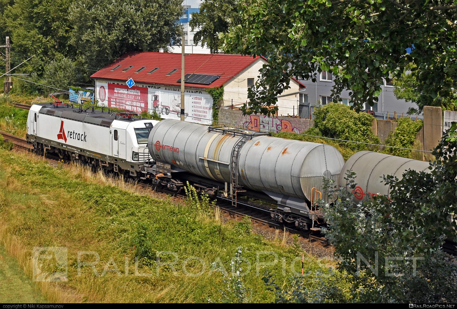 Siemens Vectron AC - 193 815 operated by Retrack GmbH & Co. KG #ermewa #kesselwagen #railpool #railpoolgmbh #retrack #retrackgmbh #siemens #siemensvectron #siemensvectronac #tankwagon #vectron #vectronac