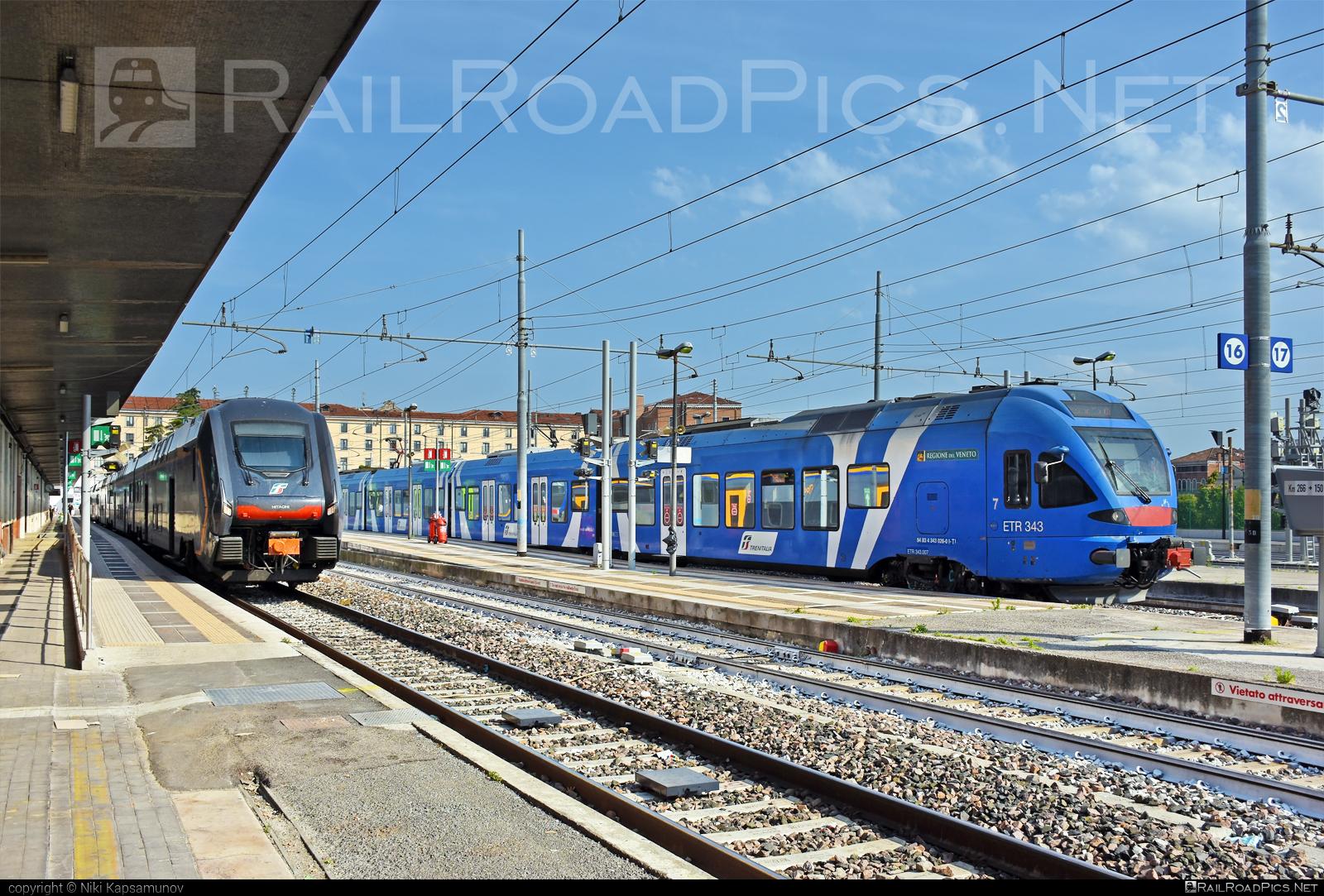 Stadler FLIRT - 343 026-0 operated by Trenitalia S.p.A. #ferroviedellostato #fs #fsitaliane #stadler #stadlerflirt #stadlerrail #stadlerrailag #trenitalia #trenitaliaspa