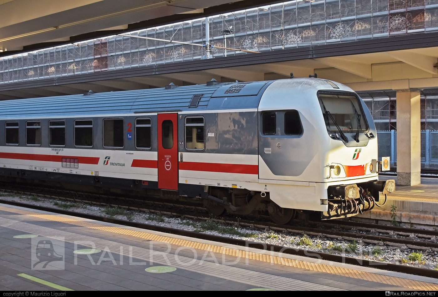 Class B - npB 80-98 UIC-Z1 semi-pilot - 80-98 116-9 operated by Trenitalia S.p.A. #ferroviedellostato #fs #fsitaliane #npb #trenitalia #trenitaliaspa