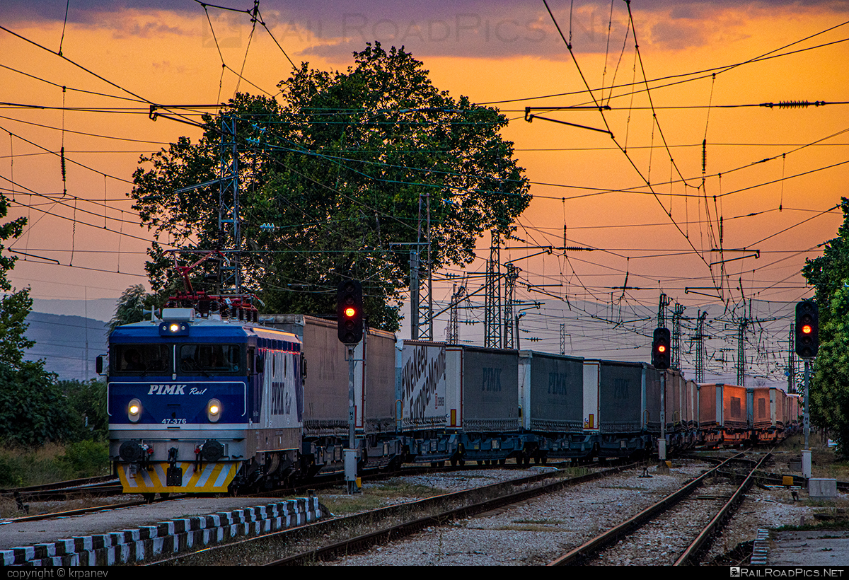 Končar JŽ class 441 - 47 376 operated by PIMK Rail PLS #flatwagon #jz441 #koncar #koncar441 #pimk #pimkrail
