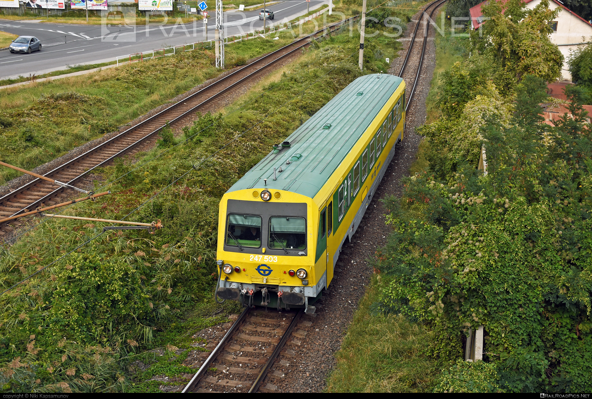Jenbacher J3995 - 247 503 operated by GYSEV - Györ-Sopron-Ebenfurti Vasut Részvénytarsasag #gyorsopronebenfurtivasutreszvenytarsasag #gysev #jenbacher #jenbacherj3995