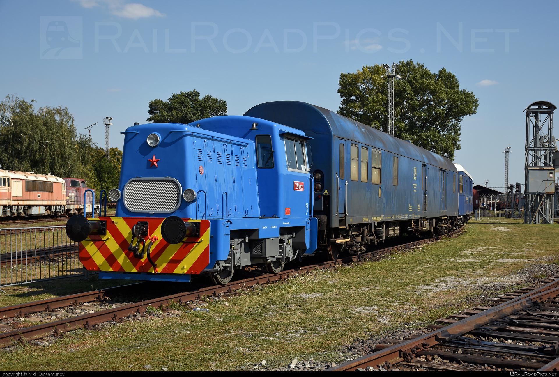 ČKD T 211.0 (700) - T211.0823 operated by Železnice Slovenskej Republiky #ckd #ckd2110 #ckd700 #ckdclass700 #ckdt2110 #locomotive700 #locomotivet211 #prasa #prasatko #prasiatko #zelezniceslovenskejrepubliky #zsr