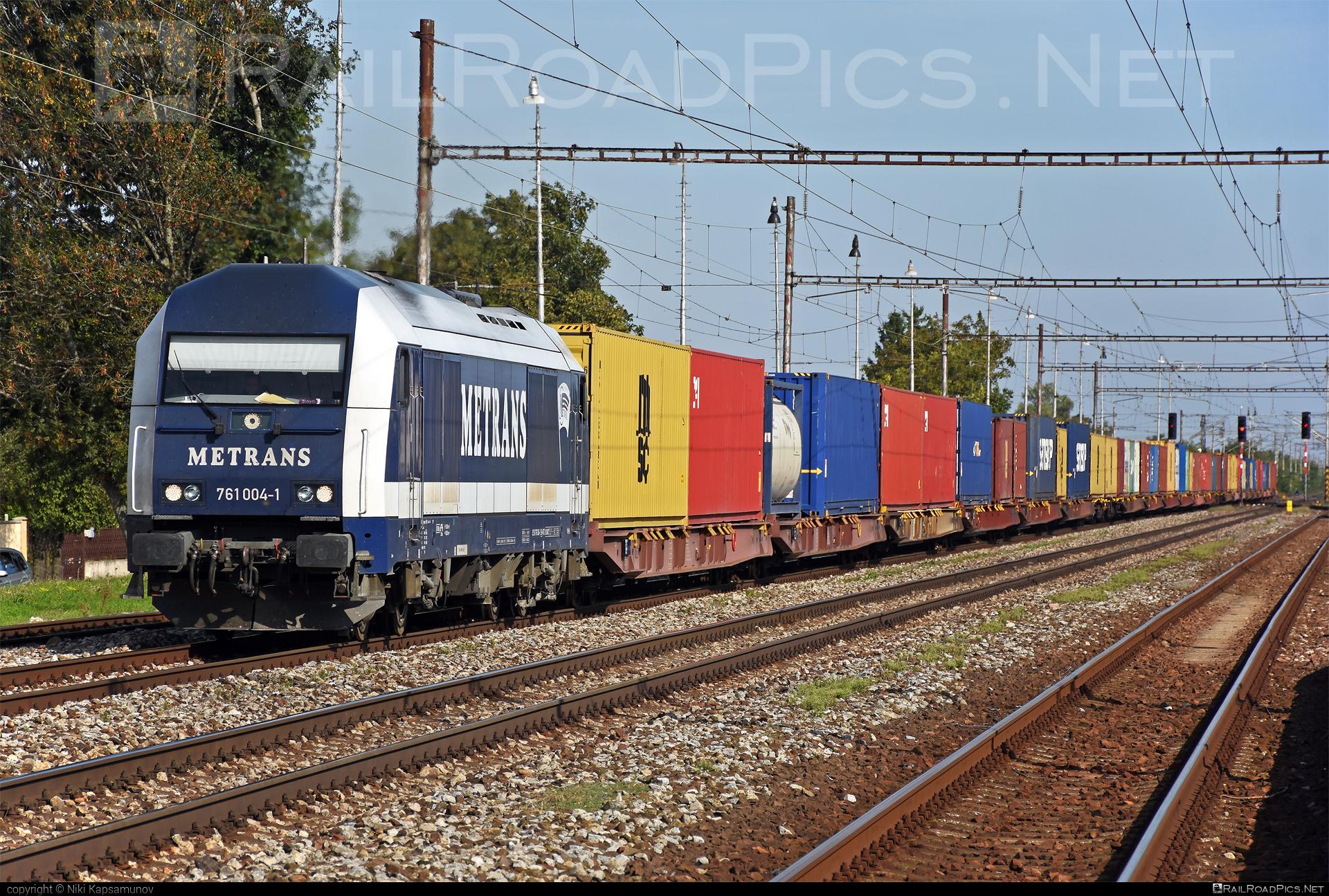 Siemens ER20 - 761 004-1 operated by METRANS (Danubia) a.s. #er20 #er20hercules #eurorunner #flatwagon #hercules #hhla #metrans #metransdanubia #siemens #siemenser20 #siemenser20hercules #siemenseurorunner #siemenshercules