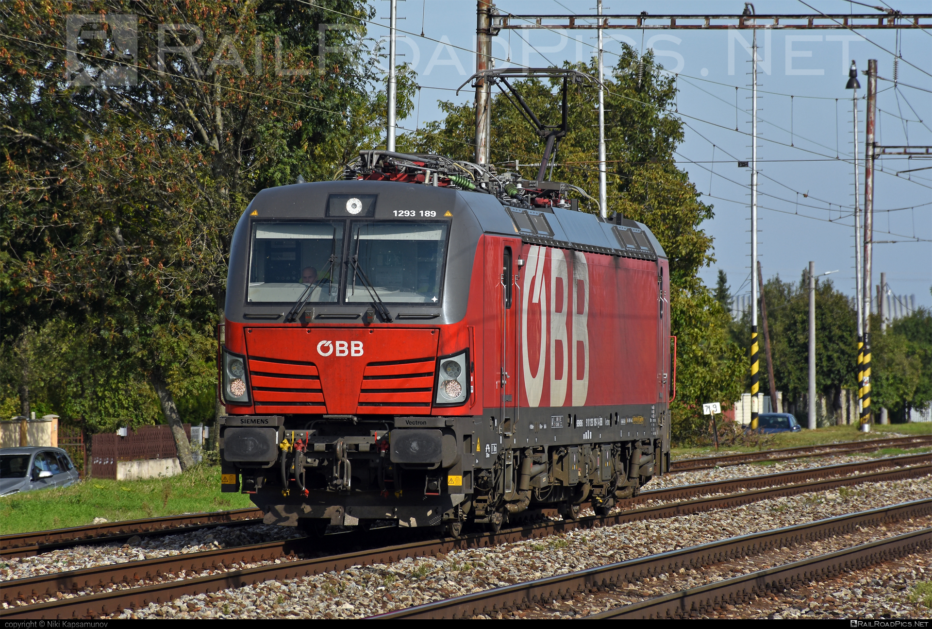 Siemens Vectron MS - 1293 189 operated by Rail Cargo Carrier – Slovakia s.r.o. #obb #osterreichischebundesbahnen #siemens #siemensvectron #siemensvectronms #vectron #vectronms #wssk