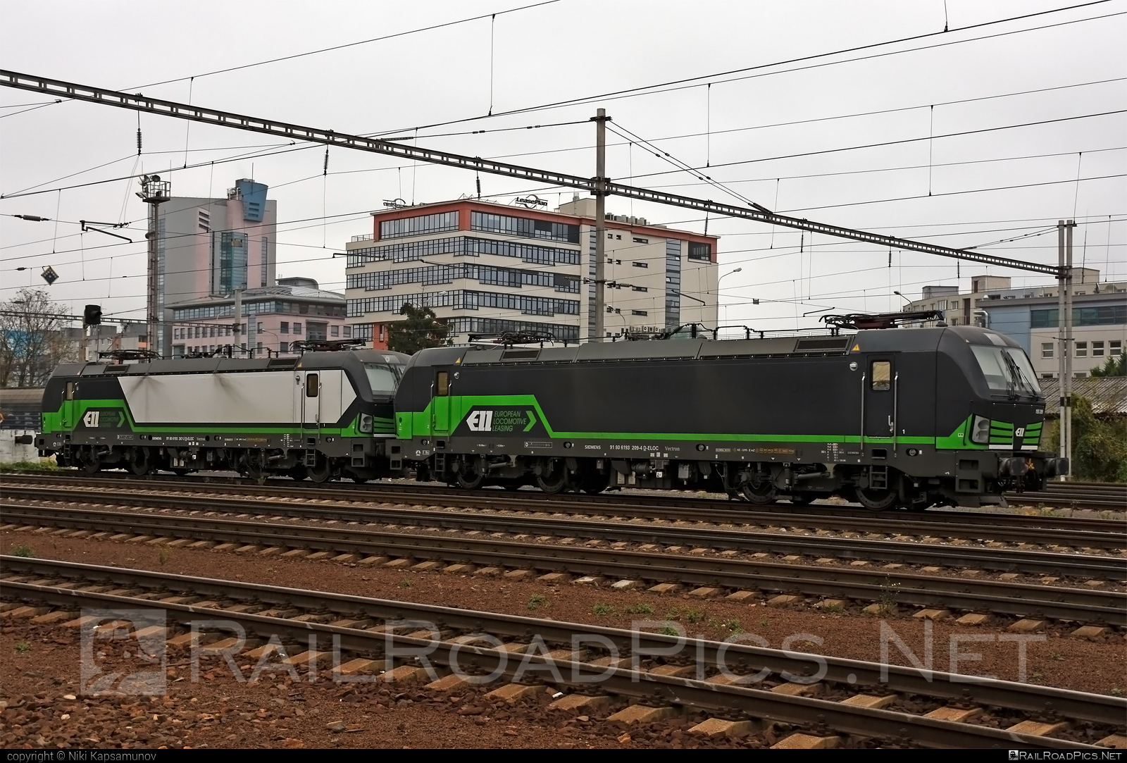 Siemens Vectron AC - 193 209 operated by Salzburger Eisenbahn Transportlogistik GmbH #SalzburgerEisenbahnTransportlogistik #SalzburgerEisenbahnTransportlogistikGmbH #ell #ellgermany #eloc #europeanlocomotiveleasing #setg #siemens #siemensvectron #siemensvectronac #vectron #vectronac