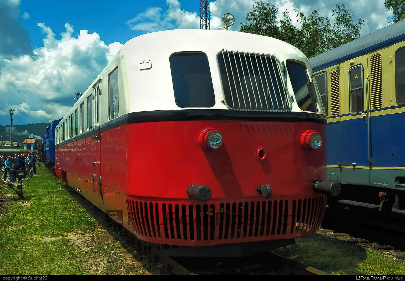 Ganz Aamot Árpád - 23 operated by MÁV Nosztalgia Kft. #aamot #aamotarpad #ganz #mavarpad #mavnosztalgia #mavnosztalgiakft